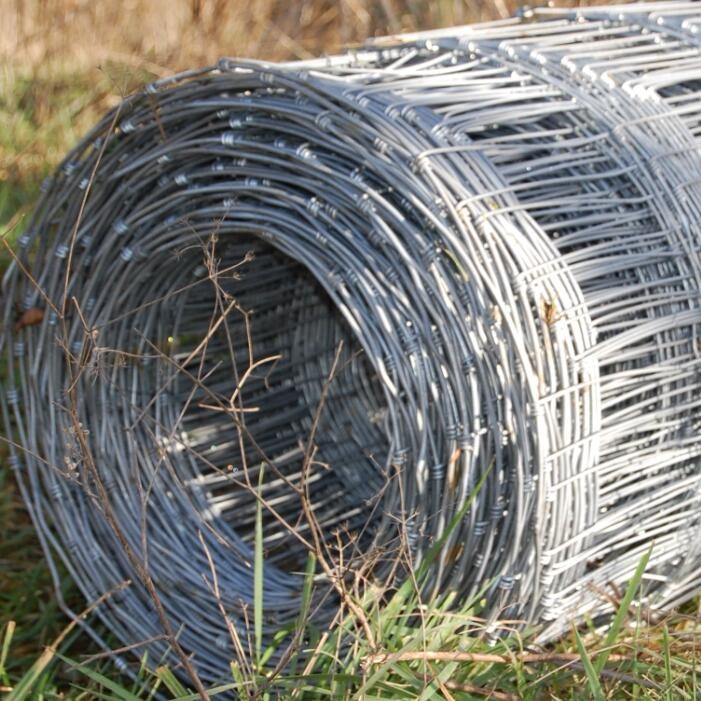 1.8m Galvanized Farm Sheep Fencing