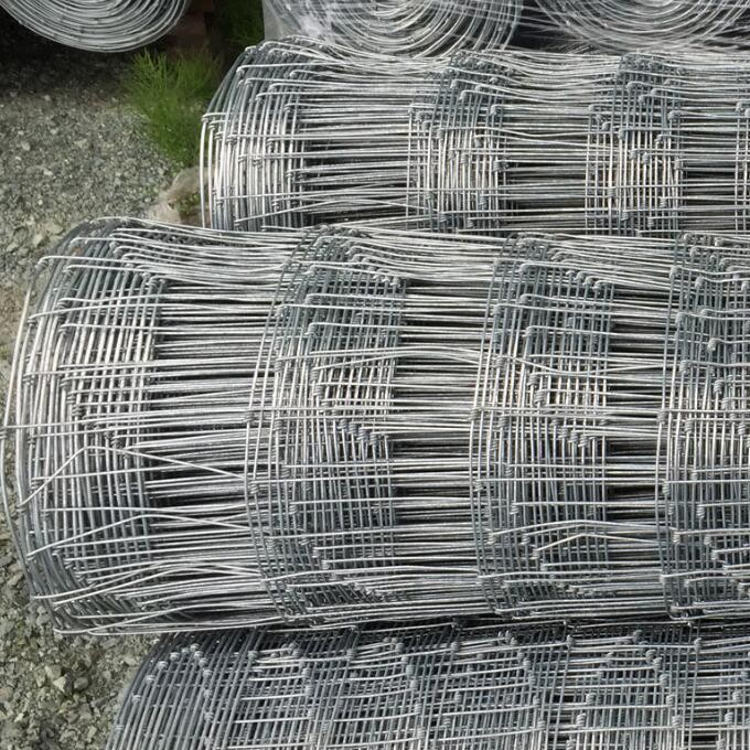High Tensile Woven Wire Fixed Knot Fence