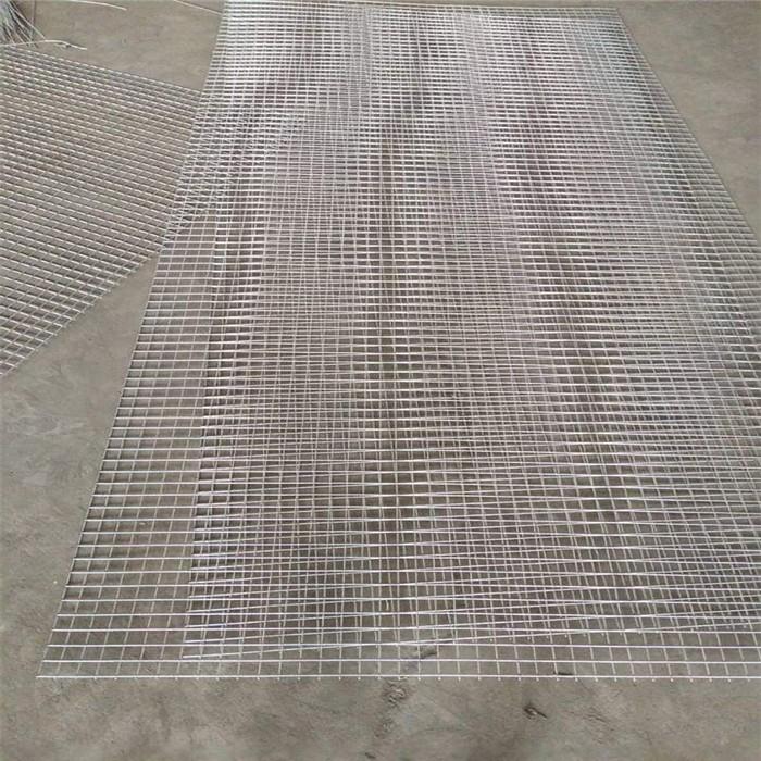 Galvanized 12mm Wire Mesh Panel