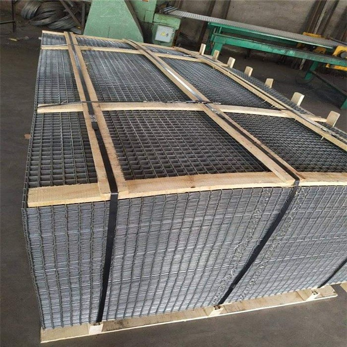 4inch Welded Mesh Galvanized With 3m long