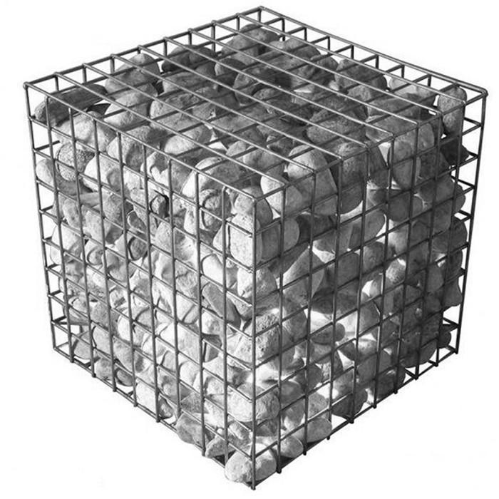 50mm Galvanized Welded Gabion Box