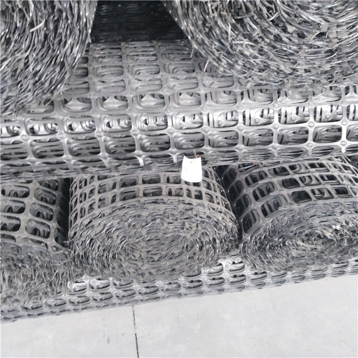 6cm Hole With 30KN PP Biaxial Geogrid