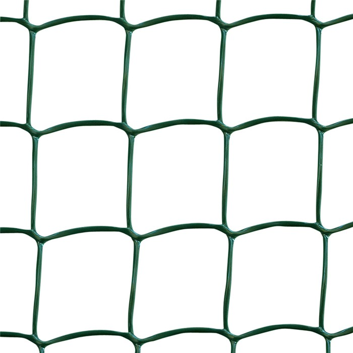 Green Square Plastic Netting