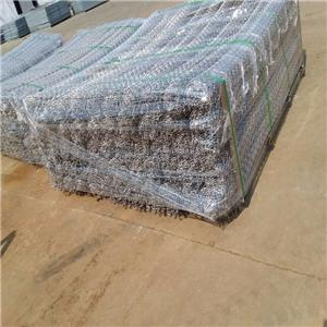 Galvanized Steel Chain Link Fabric