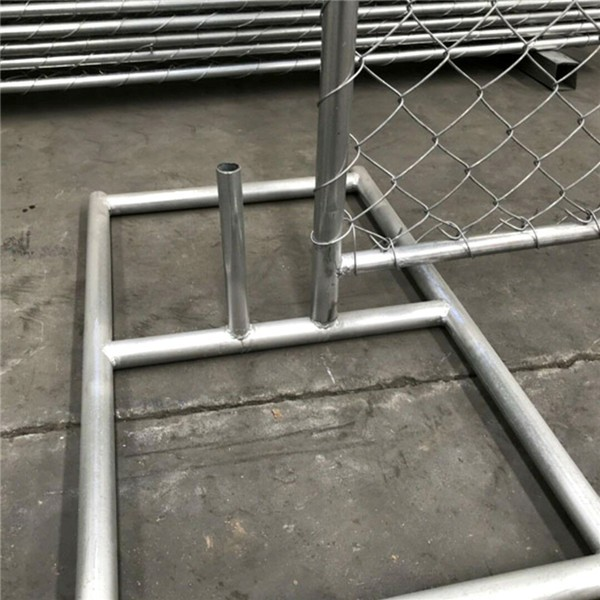 10ft Temporary Chain Link Fence Panel Manufacturers, 10ft Temporary Chain Link Fence Panel Factory, Supply 10ft Temporary Chain Link Fence Panel