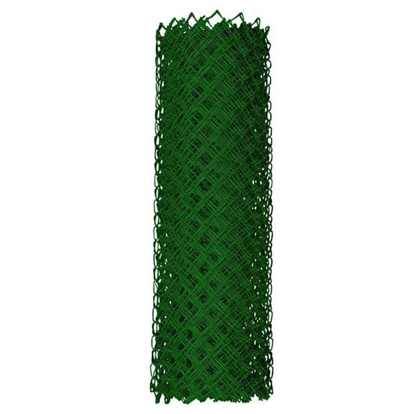 Green Galvanized Chain Link Wire Mesh Manufacturers, Green Galvanized Chain Link Wire Mesh Factory, Supply Green Galvanized Chain Link Wire Mesh