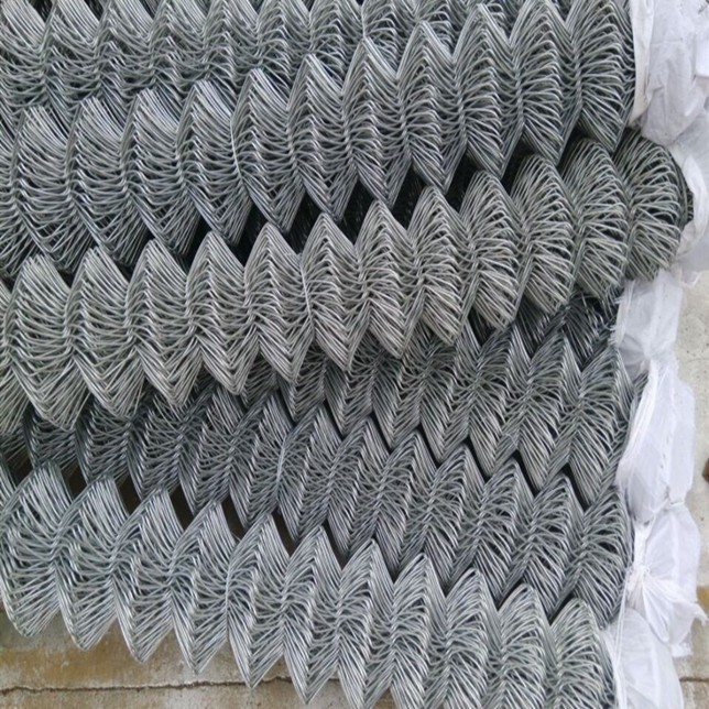 6ft Chain Link Wire Mesh Fabric
