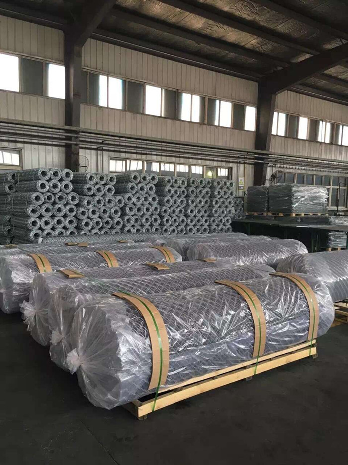 Chain Link Wire Mesh Fabric