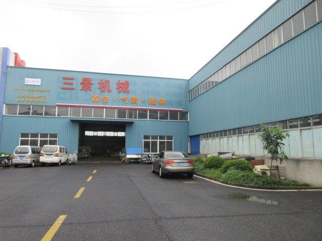 Shanghai Sanjing Machinery Co., Ltd