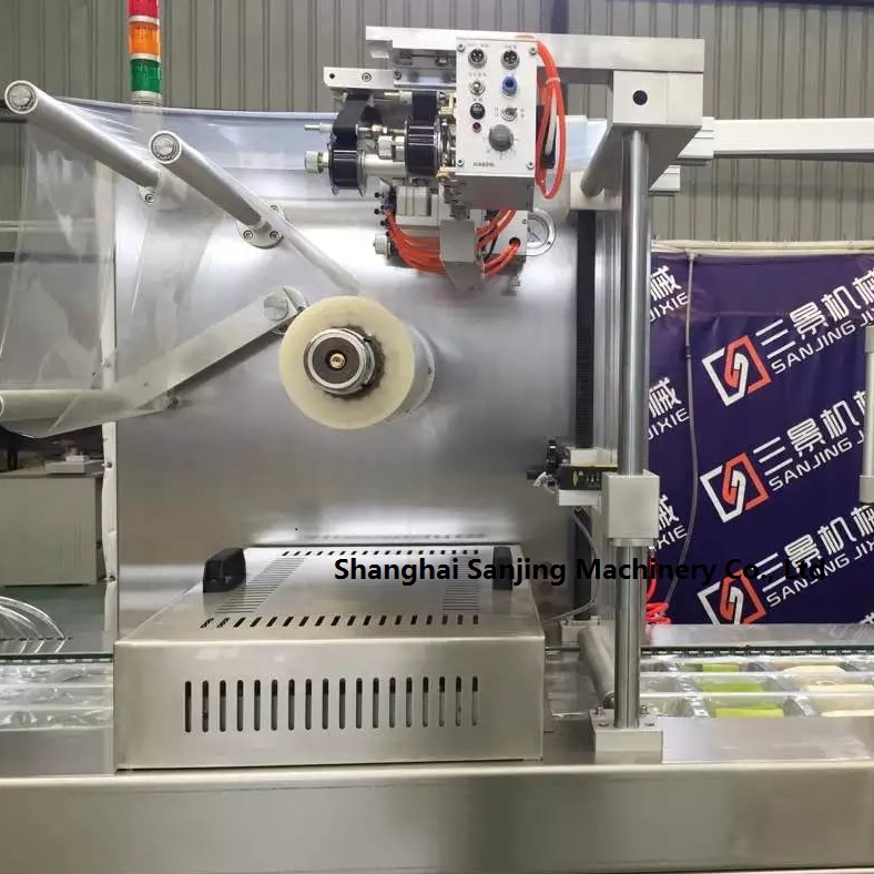 sausage thermoforming packing machine