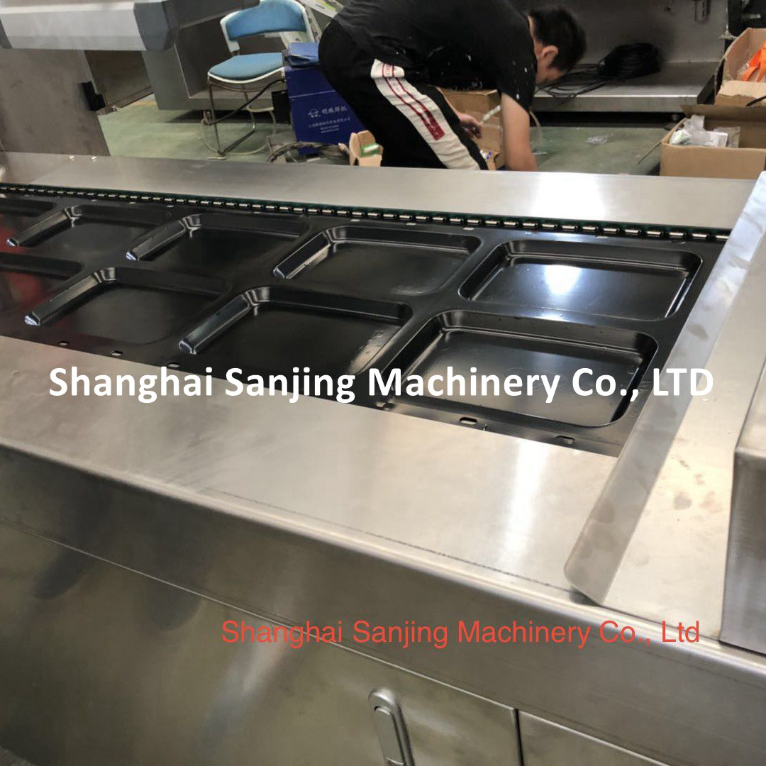 Thermoforming vacuum skin pack