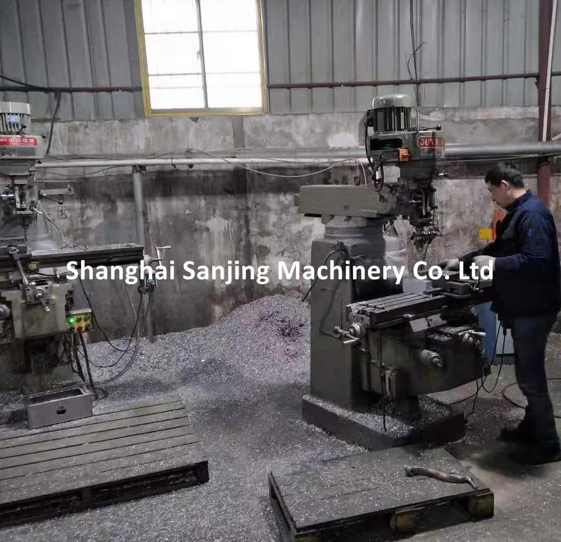 Black Tiger shrimp vacuum skin packaging machinery