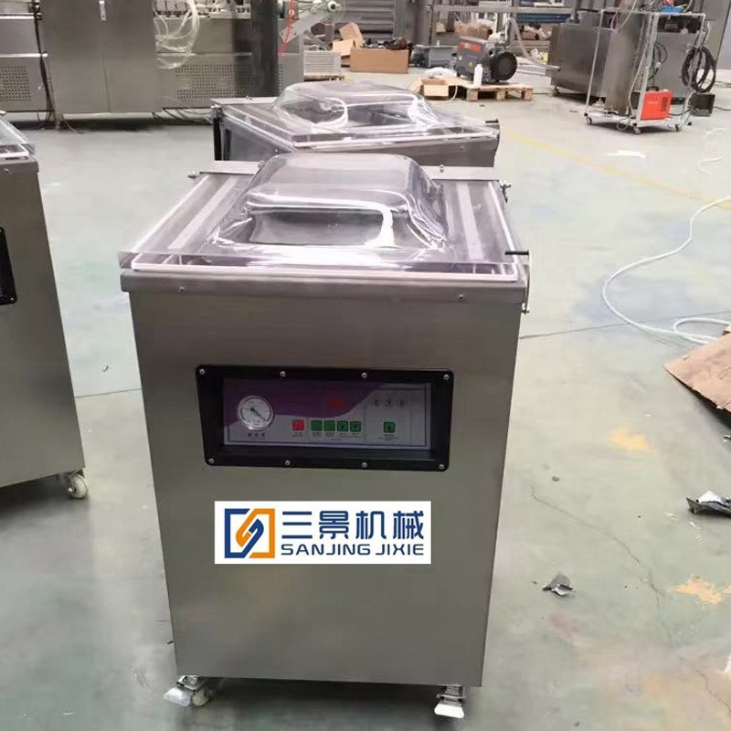Chamber Vacuum Pack Machine