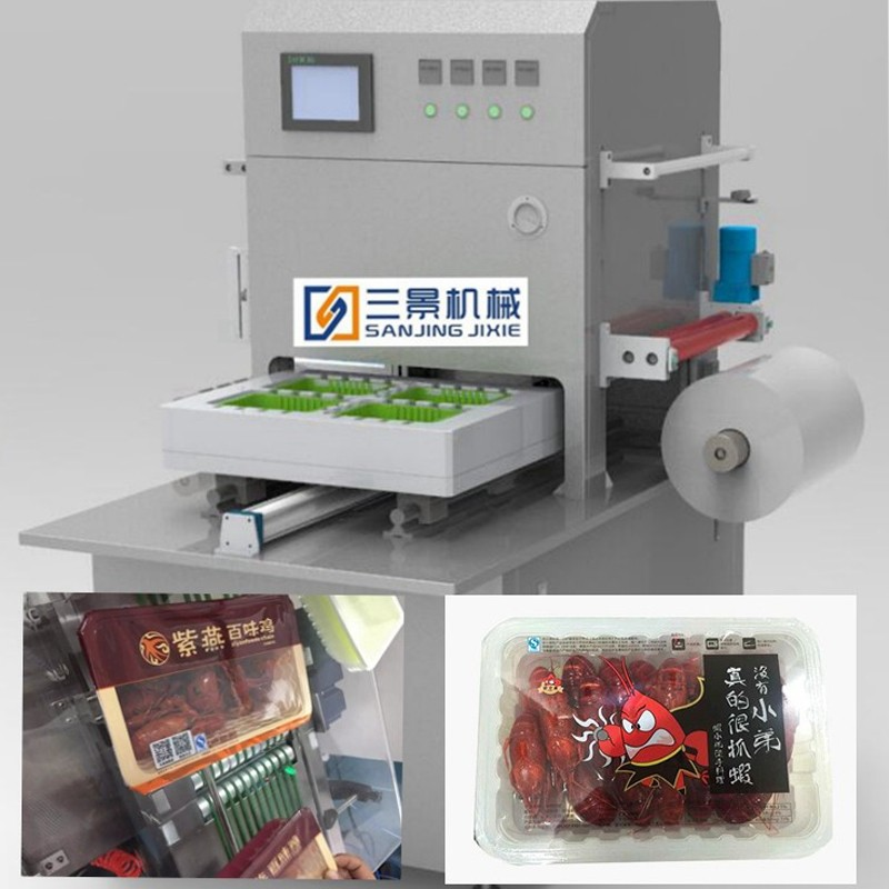 Manual MAP Packaging Machine