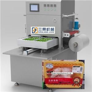 Verpackungsschalenversiegelung für modifizierte Atmosphäre