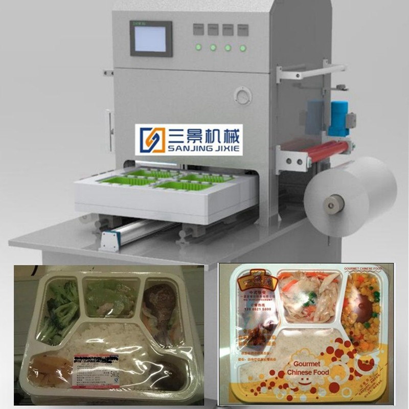 Semi Automatic MAP Packaging Machine