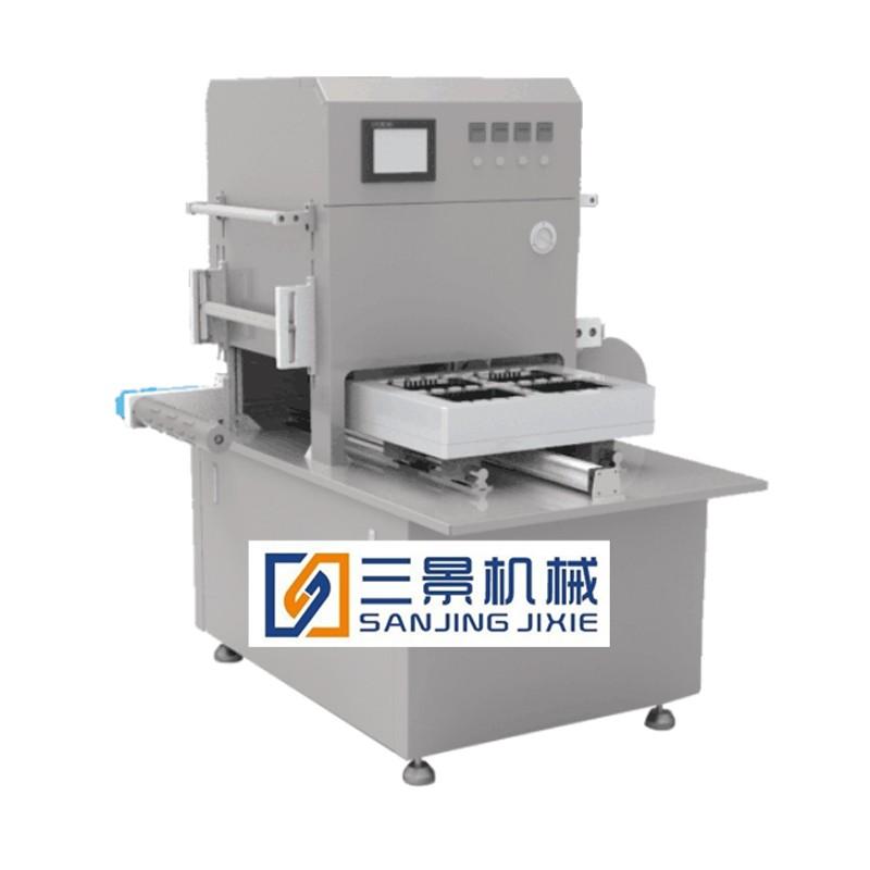 Tray Skin Packaging Machine