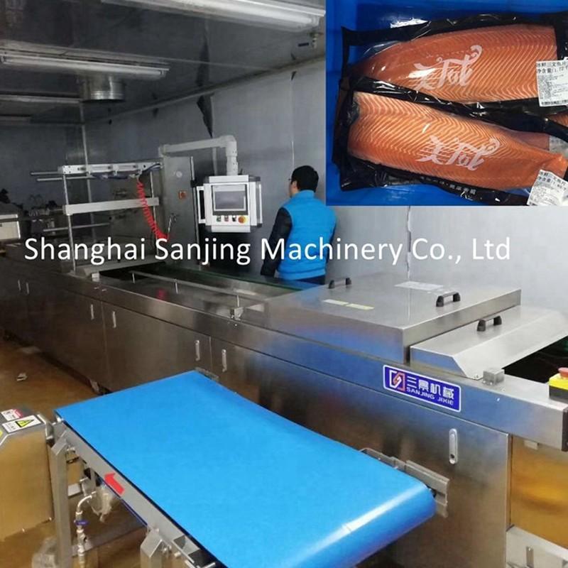 Seafood Vacuum Packaging Machine