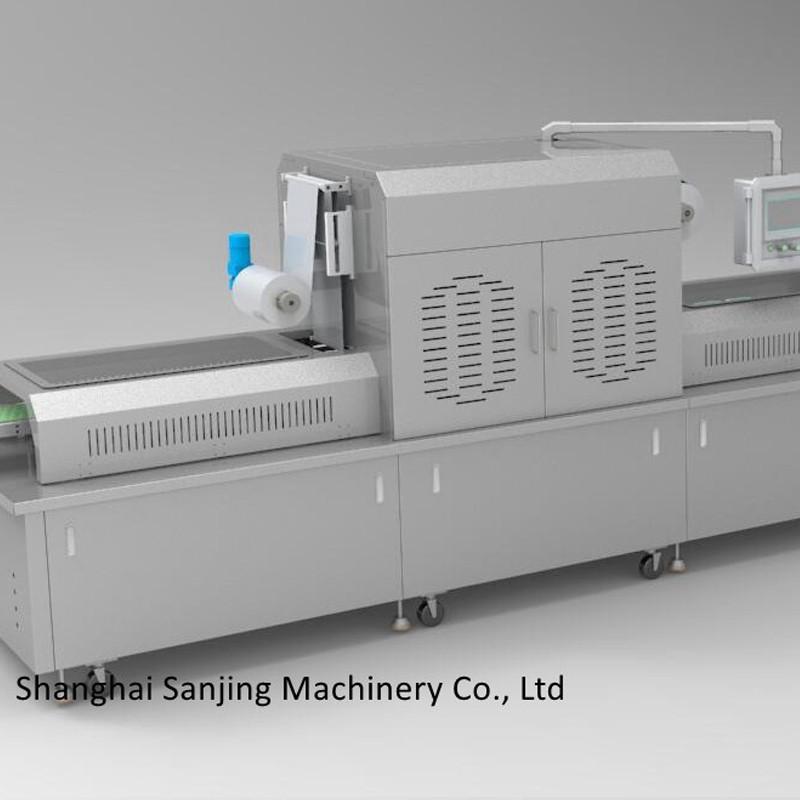 Automatic Vacuum Skin Packaging Equipment