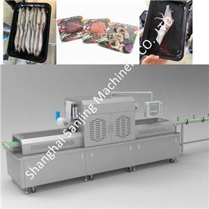 Macchine per l'imballaggio sottovuoto della pelle
