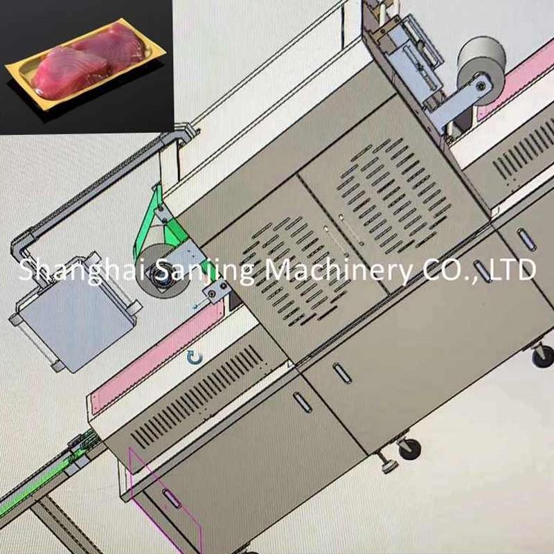 Automatic Meat Vacuum Skin Packer