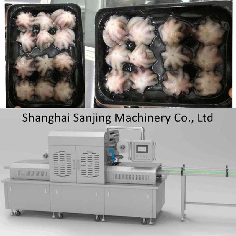 Octopus Vacuum skin Packaging Machinery