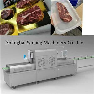 Vacuum carne Máquina Pele Embalagem