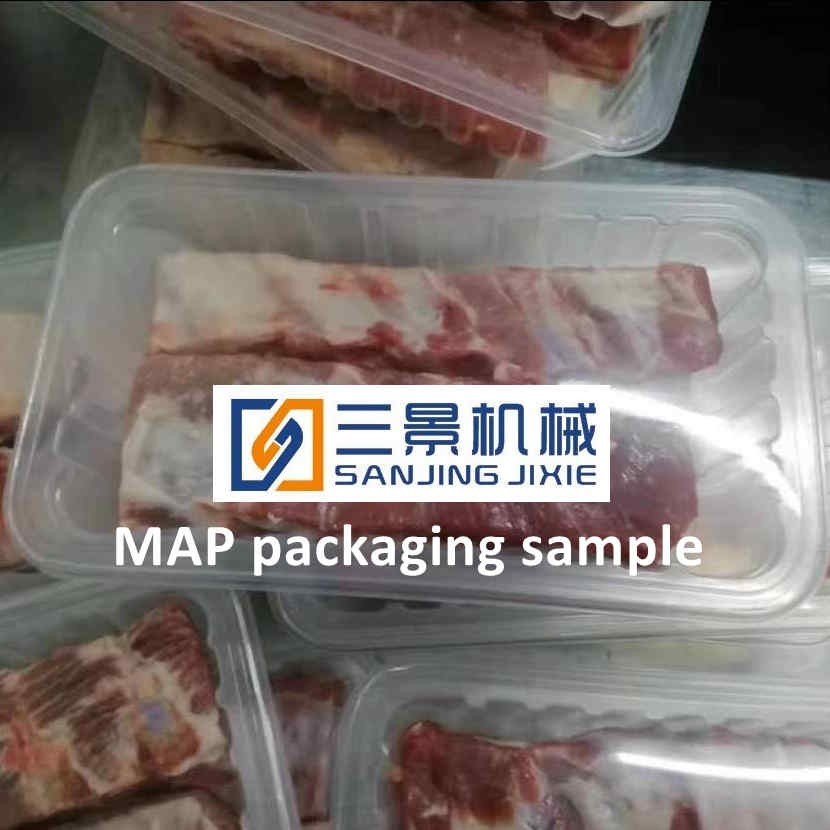 Modified Atmosphere Packaging Equipment