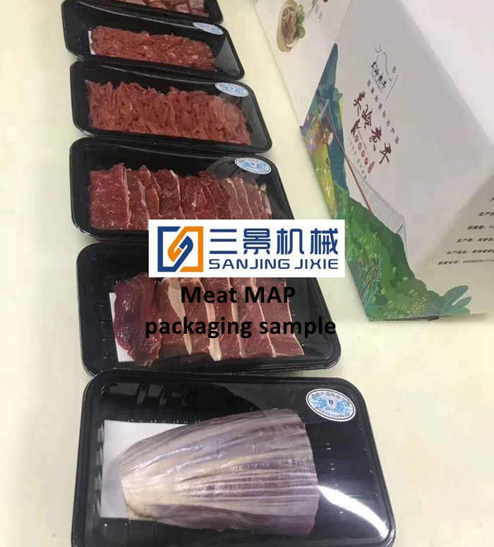 Meat Modified Atmosphere Packaging Machinery