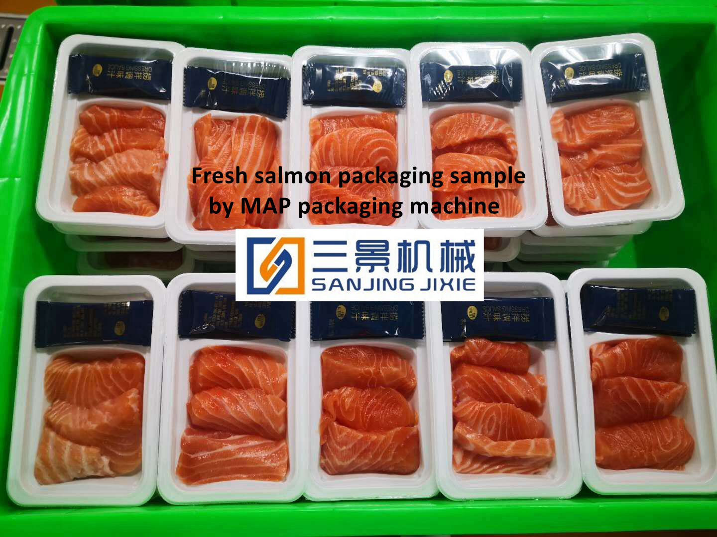 mutton MAP packaging machine for fresh meat