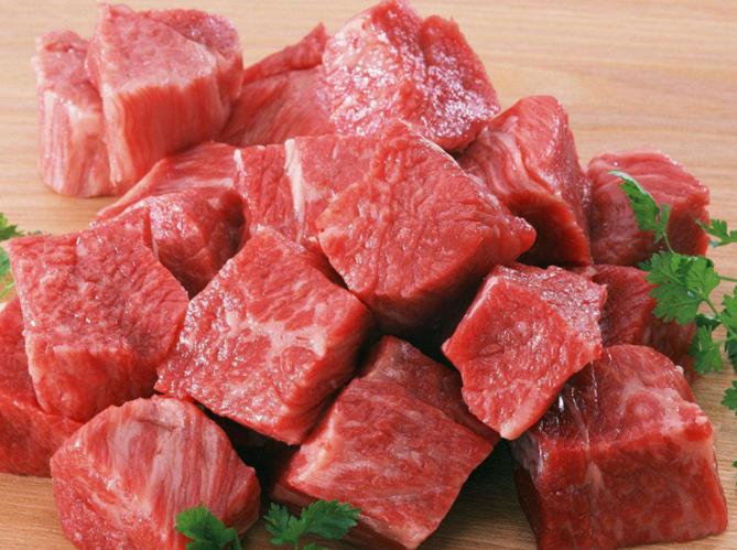 Rindfleisch frisch halten - Verpackungsmaschine mit modifizierter Atmosphäre