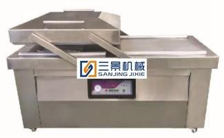 Doppelkammer-Vakuumverpackungsmaschine