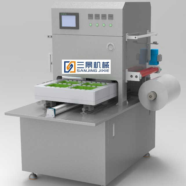 Semi Automatic Modified Atmosphere Packaging Machine