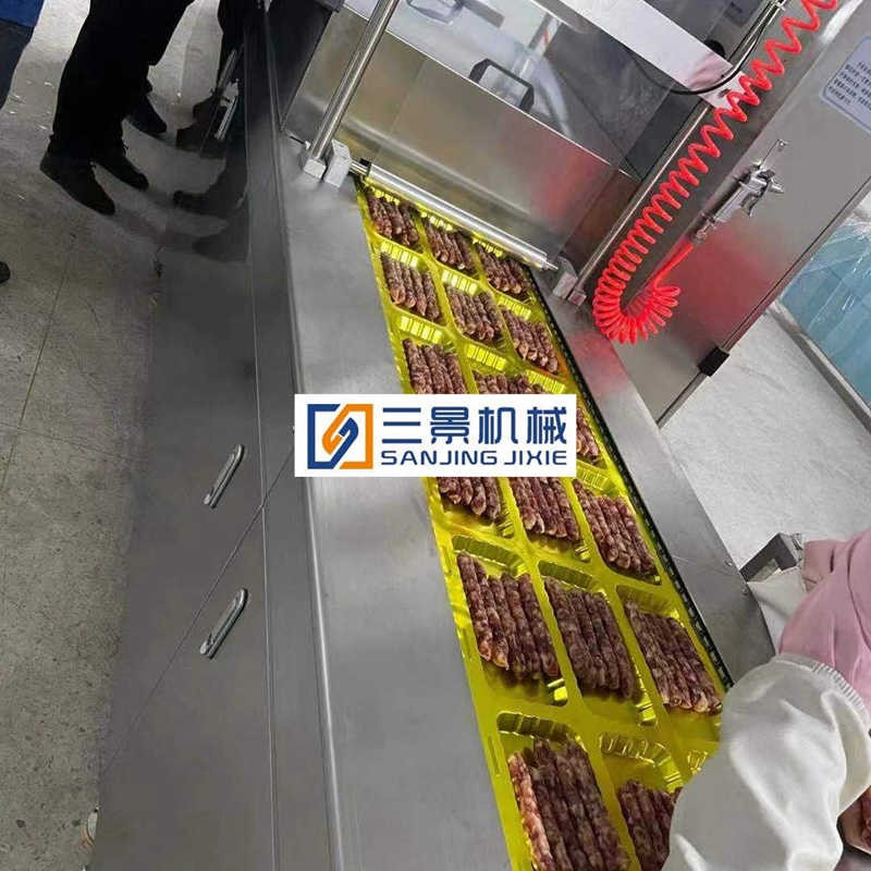 Vacuum Packaging Machine For High Valued Food