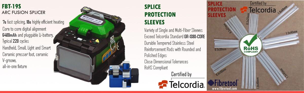 Fiber Fusion Splicer