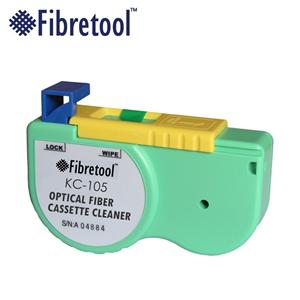 Optical Connector Cassette Cleaner