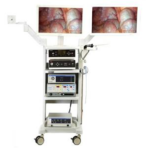 Hysteroscopy Of Uterus Instrument Set