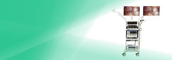 Caméra Endoscope Avec Source De Lumière Led