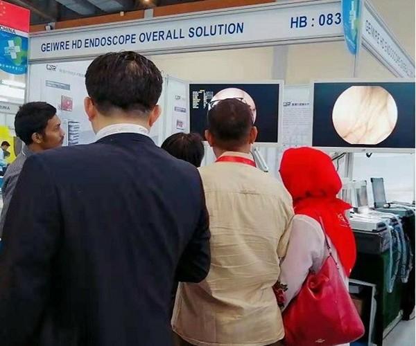Indonésie Exposition internationale médicale