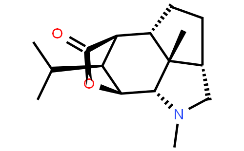 Dendrobine CAS 2115-91-5 Standard Sample For Research
