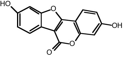 Coumestrol CAS 479-13-0 Standard Sample For Research