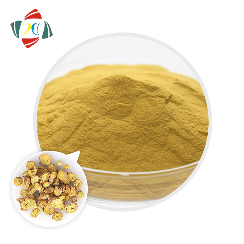 Wuhan HHD Wogonin CAS 632-85-9 Standard Sample For Research