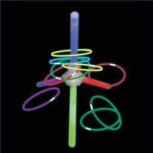 Glow Ring Toss Set