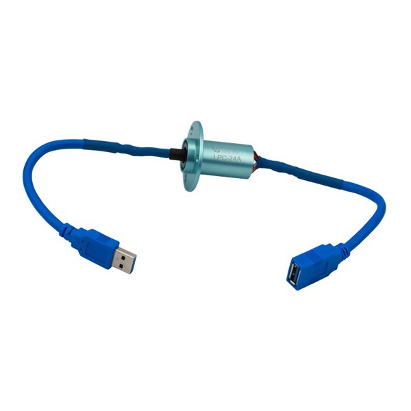 USB Slip Rings Reliable For USB2.0 And USB3.0