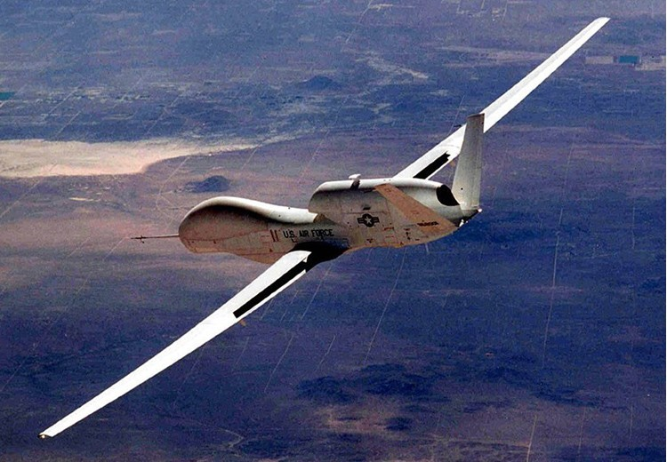 슬립 반지 ...에 대한 군 UAV