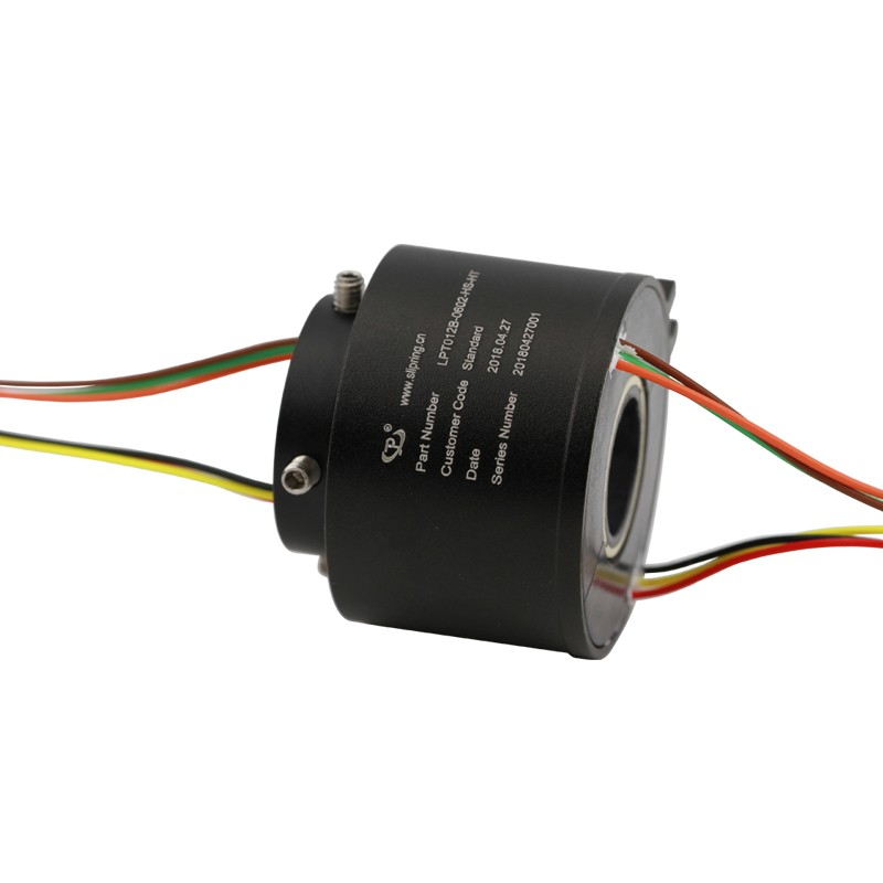 Anpassade High Speed Slip Rings