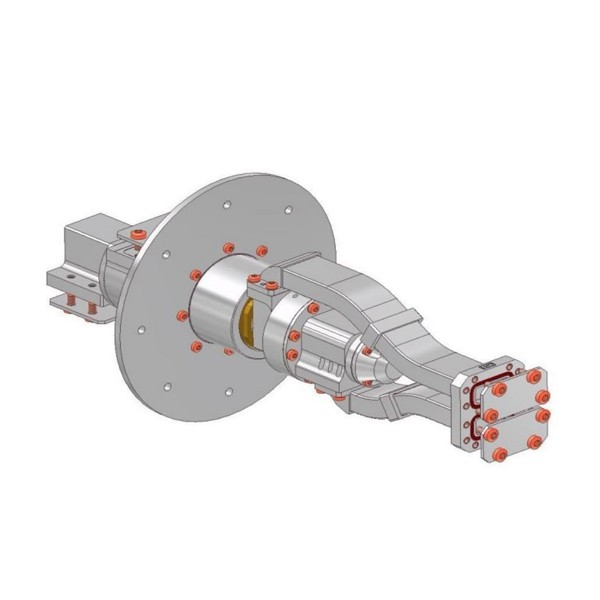 Waveguide RF Rotary Joints