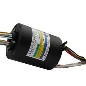 trou de bague collectrice 18 circuit 10A matériau de métal précieux peut être utilisé dans des machines de construction moteur à bagues collectrices de courant alternatif