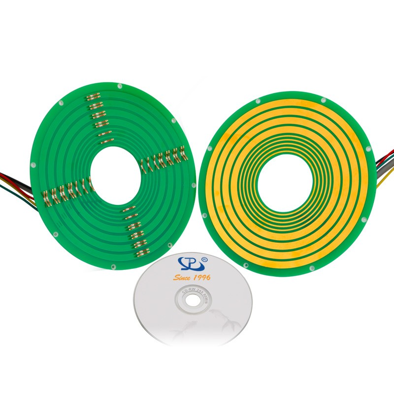 ID 60 mm Through Bore Slip Ring Transmitting Ethernet for Military Equipment Manufacturers, ID 60 mm Through Bore Slip Ring Transmitting Ethernet for Military Equipment Factory, Supply ID 60 mm Through Bore Slip Ring Transmitting Ethernet for Military Equipment