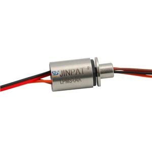 miniature slip ring Gold to gold contact contact ensures very low contact resistance mini slip ring